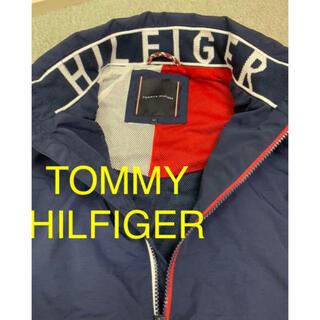 トミーヒルフィガー(TOMMY HILFIGER)の《美品》☆TOMMY HILFIGER☆パーカージャケット 164(ナイロンジャケット)
