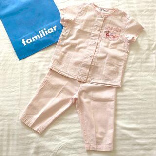 ファミリア(familiar)のfamiliar パジャマ 80(パジャマ)