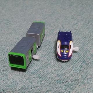 タカラトミー(Takara Tomy)のユーマ様専用/山手線•E3系 カプセルプラレール(電車のおもちゃ/車)