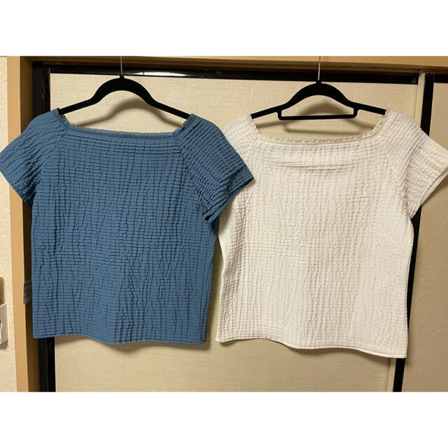 GU(ジーユー)のGU トップス レディースのトップス(カットソー(半袖/袖なし))の商品写真