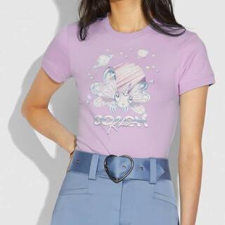 コーチ(COACH)のcoachレディース tシャツ Sサイズ Mサイズ(Tシャツ/カットソー(半袖/袖なし))