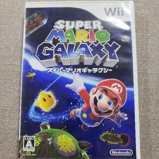 ウィー(Wii)のスーパーマリオギャラクシー Wii(家庭用ゲームソフト)