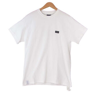 W)taps - DESCENDANT ディセンダント 18SS CETUS SS TEE 白M