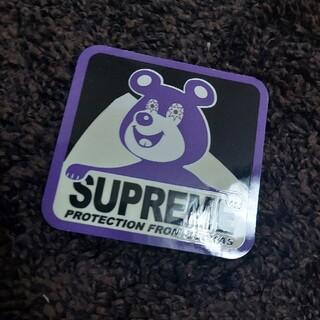 シュプリーム(Supreme)のSupreme bear ステッカー(その他)