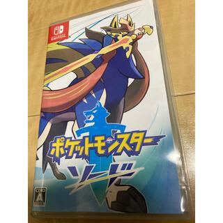 Nintendo Switch - ポケモン ソード ソフト