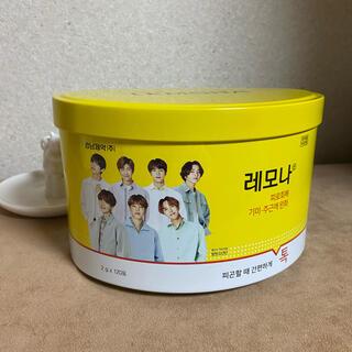 ボウダンショウネンダン(防弾少年団(BTS))の⭐️⭐️専用ページ⭐️⭐️  BTS レモナ 円形缶 缶のみ(K-POP/アジア)
