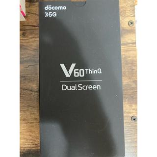 NTTdocomo - L-51A LG V60 ThinQ 5G Dual Screen