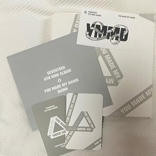 セブンティーン(SEVENTEEN)のSEVENTEEN アルバム トレカ YMMD(K-POP/アジア)