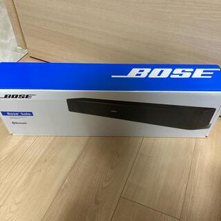 ボーズ(BOSE)の【美品】BOSE SOLO TV SOUND SPEAKER テレビ用スピーカー(スピーカー)