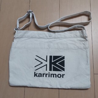 karrimor - karrimor(カリマー)コットンショルダーバッグ