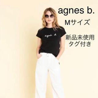 agnes b. - アニエスベー agnes Tシャツ 黒 M