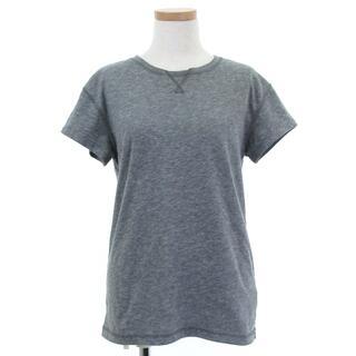 アーペーセー(A.P.C)のアーペーセー A.P.C. Tシャツ 半袖 ポリコットン 杢グレー XS(Tシャツ(半袖/袖なし))