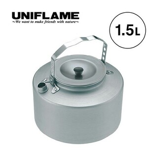 ユニフレーム(UNIFLAME)のUNIFLAME ユニフレーム 山ケトル1500(調理器具)