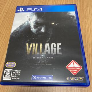 PlayStation4 - バイオハザードVIII  ヴィレッジ