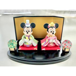 ディズニー(Disney)のディズニーひな祭り置き物(置物)
