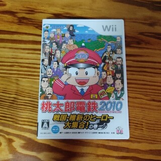 ウィー(Wii)の桃太郎電鉄 戦国(家庭用ゲームソフト)