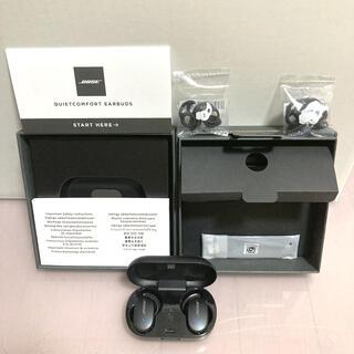 ボーズ(BOSE)のBose Bose QuietComfort Earbuds(ヘッドフォン/イヤフォン)