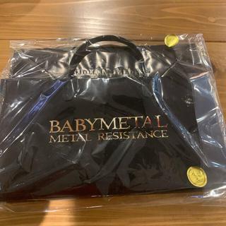 BABYMETAL - babymetal metalレジスタンス 紙袋