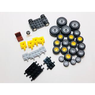 レゴ(Lego)の【新品未使用】レゴ LEGO タイヤ ホイール いろいろ③(知育玩具)