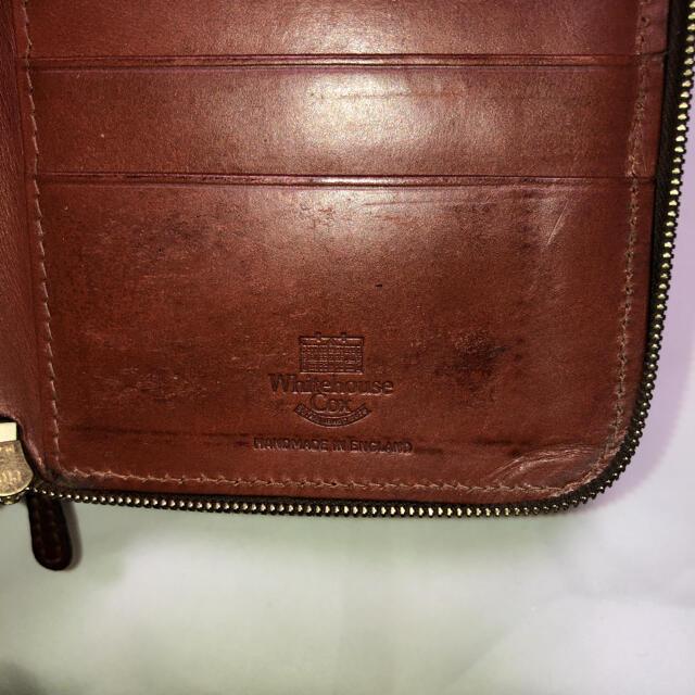 WHITEHOUSE COX(ホワイトハウスコックス)の値下げ❗️ホワイトハウスコックス 長財布 メンズのファッション小物(折り財布)の商品写真