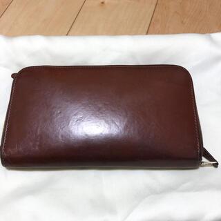 ホワイトハウスコックス(WHITEHOUSE COX)のホワイトハウスコックス 長財布(折り財布)