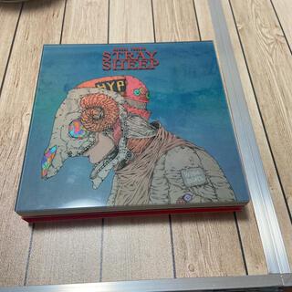 STRAY SHEEP(初回限定/アートブック盤/DVD付)