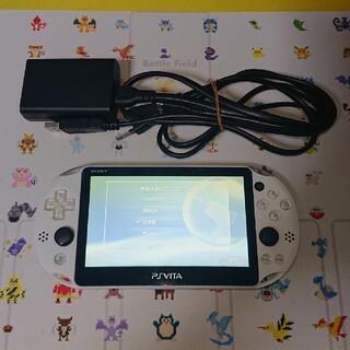 PlayStation Vita - SONY PlayStationVITA 本体  PCH-2000 ZA22