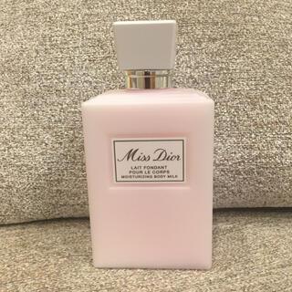 ディオール(Dior)のミスディオール  ボディ ミルク200ml(ボディローション/ミルク)