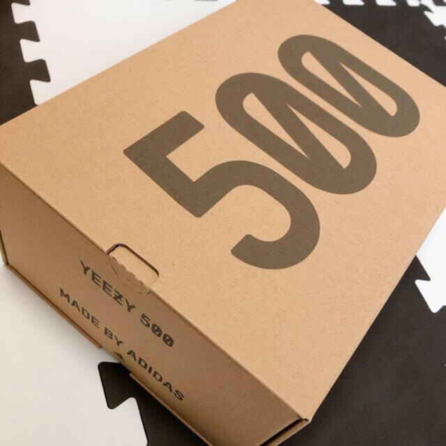 adidas(アディダス)のYEEZY 500 ENFLAME 26.0 メンズの靴/シューズ(スニーカー)の商品写真