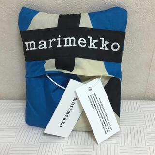 marimekko - マリメッコ Unikko スマートバッグ ブルー×ホワイト