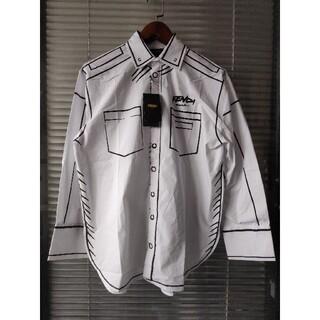 FENDI - ♥FENDIフェンデイ♥ シャツ 長袖 XL