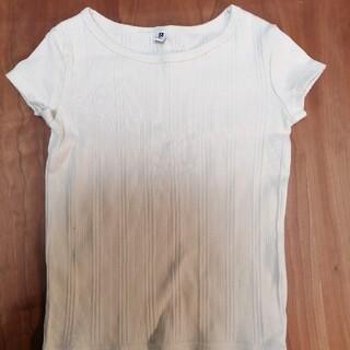 ユニクロ(UNIQLO)の★送料込み★UNIQLO 110cm半袖(Tシャツ/カットソー)
