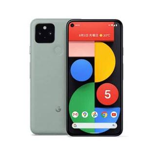Google Pixel - Google Pixel 5  128GB au 新品未使用 緑