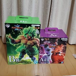 ドラゴンボール(ドラゴンボール)のドラゴンボール 1番くじ オムニバスZ A賞&B賞 フィギュア(アニメ/ゲーム)