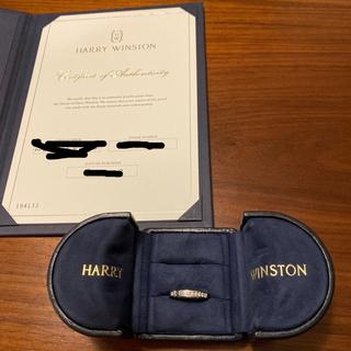 ハリーウィンストン(HARRY WINSTON)のハリーウィストン 指輪 12号(リング(指輪))
