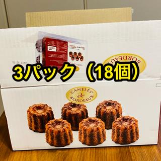 コストコ(コストコ)のカヌレ 焼き菓子(菓子/デザート)