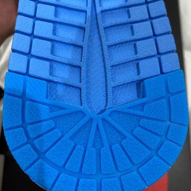 NIKE(ナイキ)のjordan1 ヒールガード high mocha BRED off-white メンズの靴/シューズ(スニーカー)の商品写真