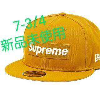 シュプリーム(Supreme)のSUPREME 21SS Champions Box Logo New Era(キャップ)