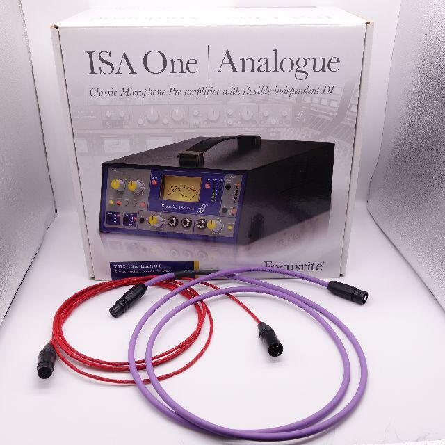 focusrite isa one オヤイデ XLR ケーブル 付 楽器のレコーディング/PA機器(パワーアンプ)の商品写真
