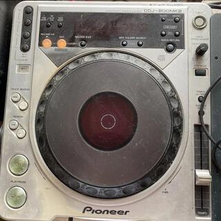 パイオニア(Pioneer)のPioneer CDJ-800MK2 中古 ジャンク(CDJ)