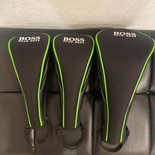 ヒューゴボス(HUGO BOSS)の【HUGO BOSS】ヘッドカバーセット 3点セット(その他)