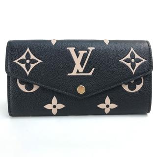 LOUIS VUITTON - 新品同様 ルイヴィトン M80496 モノグラム ポルトフォイユサラ 長財布