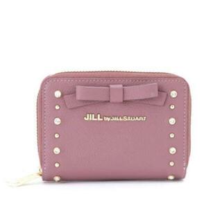 JILL by JILLSTUART - レア 完売色 正規品 ジルバイジルスチュアート  アクトレスウォレット 折り財布