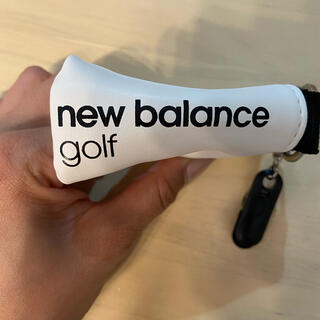 New Balance - ニューバランス ゴルフパターカバーホルダー