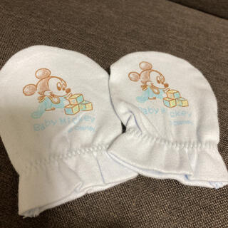 新生児 手袋(手袋)