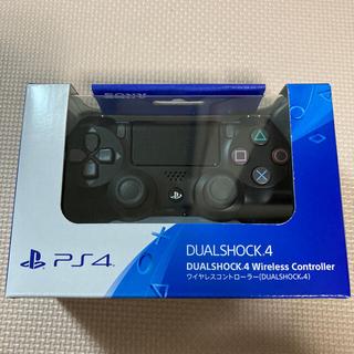 プレイステーション プレステ4 デュアルショック ブラック 新品(家庭用ゲーム機本体)