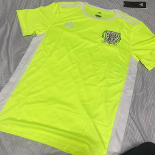 アディダス(adidas)のアディダス ゲームシャツ プラシャツ  Lサイズ(ウェア)