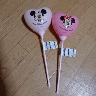 Disney - ディズニーリゾート ミキミニペア 手持ちバルーン