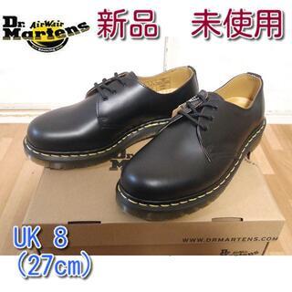 ドクターマーチン(Dr.Martens)のドクターマーチン UK8 1461 3ホール 3EYE シューズ 黒 くろ  (ブーツ)