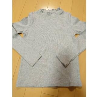 ユニクロ(UNIQLO)の☆UNIQLO☆ユニクロ☆長袖トップス 女の子120cm☆(Tシャツ/カットソー)